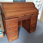 Roll Top Desk Restored