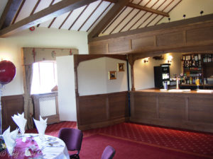 Special pull out panels to allow for function room activities