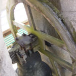 church bell wheel repair