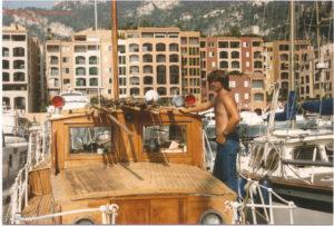 boat deck monaco