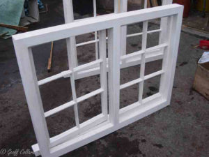 casement window web