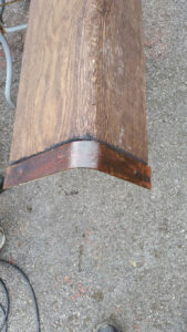 oak beam cover