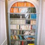 painted mdf bookcase