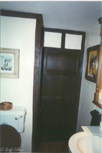 replica of door 500 years old