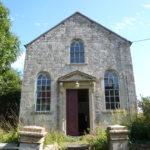 wesleyan chapel, rudge