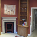 three walled bookcase 2