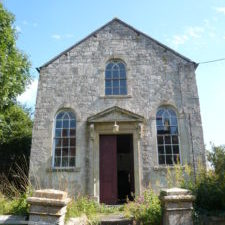 wesleyan chapel, rudge